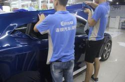 排除广州改色膜车障碍,找出问题解决方法