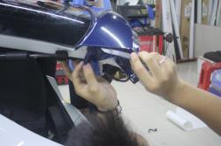 关于广州汽车车衣膜有必要贴吗的疑难解答,这里都有!