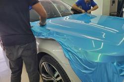 这些深圳汽车贴改色膜小贴士你都知道吗?