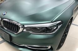 深圳车身贴膜改色的新变化释放出怎样的信号?