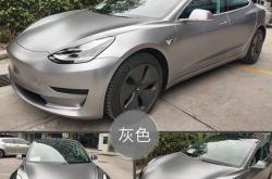 谁不愿意深圳车贴膜改色更简单?