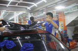 揭开深圳全车贴膜改色神秘面纱,为您详解为何它如此简单!