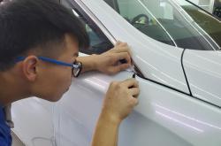 10分钟,让你可以轻松解决深圳汽车改色膜哪家好的困惑!