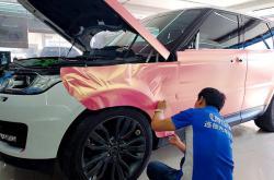 一次性解决深圳光明汽车车身改色膜问题,最近要了解这方面的建议先收藏!
