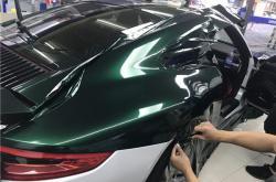 关于深圳汽车车身改色贴膜多少钱的总结!