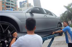 你曾在深圳汽车改色多少钱啊问题上感觉到很难吗?