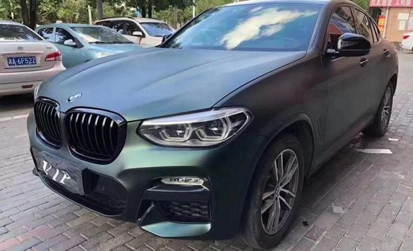 深圳汽车改色贴膜品牌及价格表越来算简单,你怎么看?