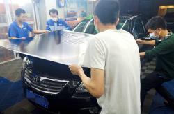 使你遇到的深圳改色车身贴膜问题更容易解决的3个技巧!
