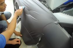 关于深圳车身改色贴膜价格的可怕真相!