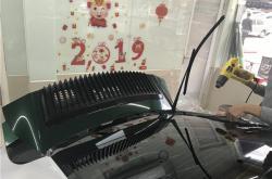 来自去年深圳车身改色膜的教训!