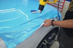 深圳汽车贴改色膜是否让你花费更少时间?