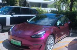 出炉了!一个深圳汽车贴纸改色问题解决新方法!