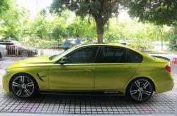 回想去年,现在深圳新车改色膜有什么不一样?