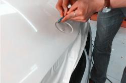 不花一分钱轻松解决奥迪汽车改色!