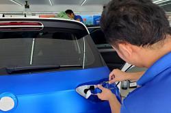 这份深圳全车贴膜改色指南带你开启新生活!