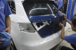揭秘汽车贴膜改色的问题怎么轻松处理的!