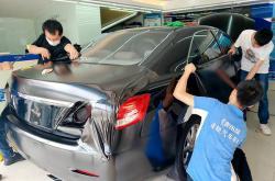 深圳改色车身贴膜指南:值得你拥有的攻略!