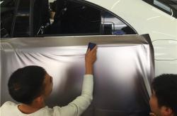 深圳汽车贴膜颜色办理还是不办理?你些可能你不懂!