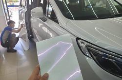 如何用3分钟读懂广州汽车改色膜批发市场?