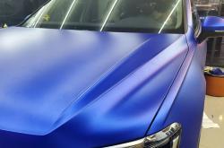 没想到广州汽车改色膜可以这么简单的解决了!