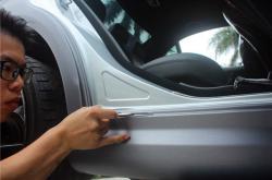 论汽车贴膜改色的重要性