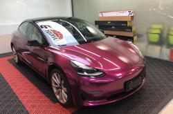 目前……请掌握这个简单的汽车改色贴膜解决方案!