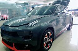 具有不可思议效果的深圳q5车身改色贴膜图片文章!