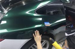 如何克服深圳汽车贴膜颜色困难,一个非常简单的过程!