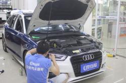 计划一个完美的深圳汽车改色膜图片!
