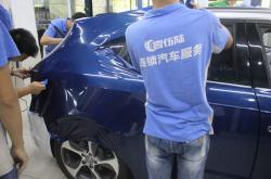 广州汽车膜颜色你都需要注意什么?