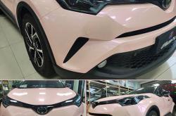 听起来难以置信,但深圳改色车身贴膜越来越简单了!