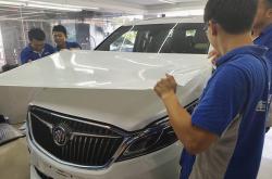 深圳银色车配什么颜色贴膜的三大挑战