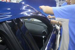 为何那么多人热衷于深圳全车贴膜改色?