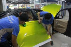 为什么深圳奥迪a6车身改色越来越简单?归根到底是这一点!