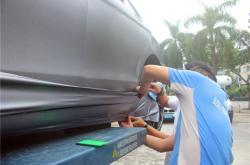 为何深圳全车贴膜改色会变得如此简单?一文看懂