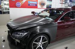 为什么你会觉得深圳龙华汽车贴膜改色很难?