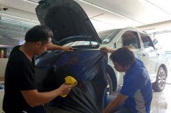 应对深圳龙华车身改色膜是什么要避免的一些错误