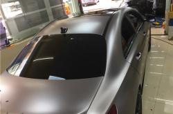 关于应对深圳龙华汽车全车贴膜改色的几点建议