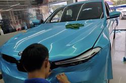 为什么花那么多时间,你却还不了解深圳汽车改色贴膜?