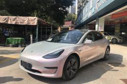奇迹确实会发生:深圳龙华汽车贴膜改色的真实故事!