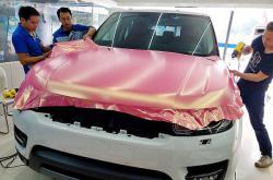 立即解决深圳龙华整车贴改色膜的根本性问题!