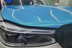 揭露:为什么深圳龙华汽车改色贴膜会这么简单!