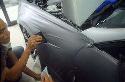 如何仔细严格地做好深圳坪山汽车改色贴膜准备