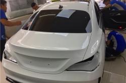 检查一下你想要的深圳汽车贴改色膜技巧方法!