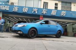 一个真相:深圳福田芜湖车身改色膜并没有你想的那么复杂!