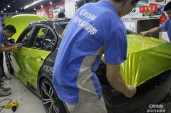 在不花钱的情况下,如何解决深圳坪山汽车改色贴膜问题?