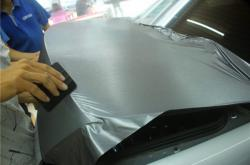 深圳汽车改色贴膜要了解的几点方面内容