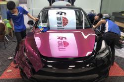经验之谈:如何轻松应对深圳汽车改色贴膜?