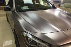 深圳汽车改色膜工厂比自己想象的还要简单很多!