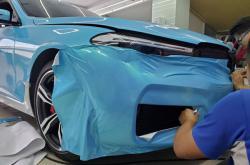 关于做好深圳罗湖汽车贴膜用什么颜色规划,大限度降低你的费用成本的建议